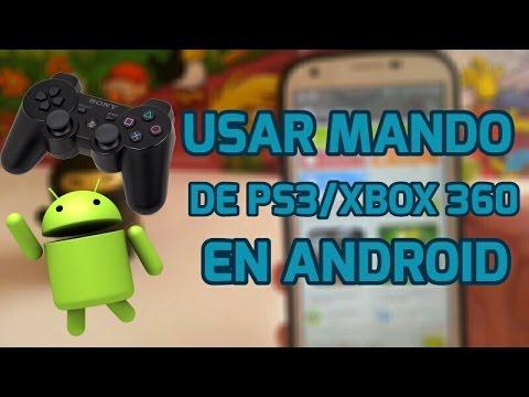 Como conectar el control de xbox360 a android !!!! | FunnyDog.TV