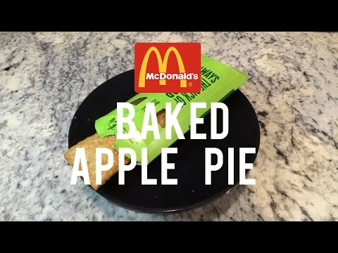 Ants Eating Timelapse #3: McDonald's Baked Apple Pie