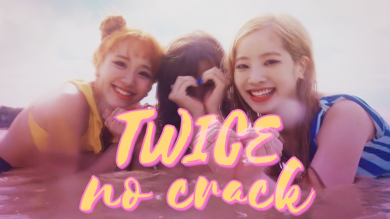 DANCE THE NIGHT WITH GAY | Twice Clip Crack