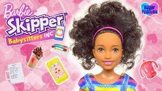 Нова Скіппер няня (Skipper Babysitters inc.) розпакування та огляд + історія повернення інший Скіппер