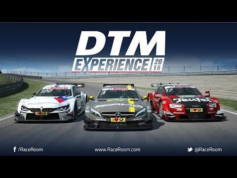 RaceRoom | DTM 2016 - now available