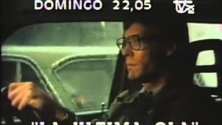 "Promo ""La última ola"" (7 abril 1985) TVE2"