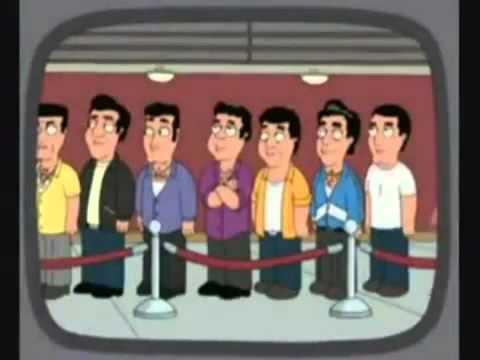 Family Guy   The Italian Stereotypes