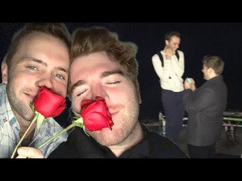 Shane Dawson ENGAGED To Ryland Adams!