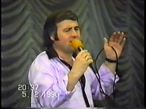 AZUR ÎN TINEREȚE - IMAGINI RARE DIN '90   Spectacol Suceava 1990 (arhivă personală)