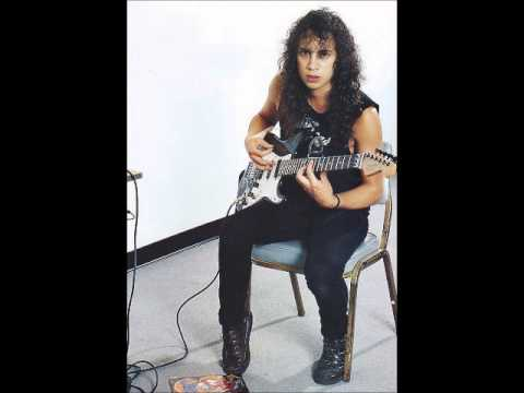 Metallica  Master of puppets  Solo  Isolated guitar track  master track