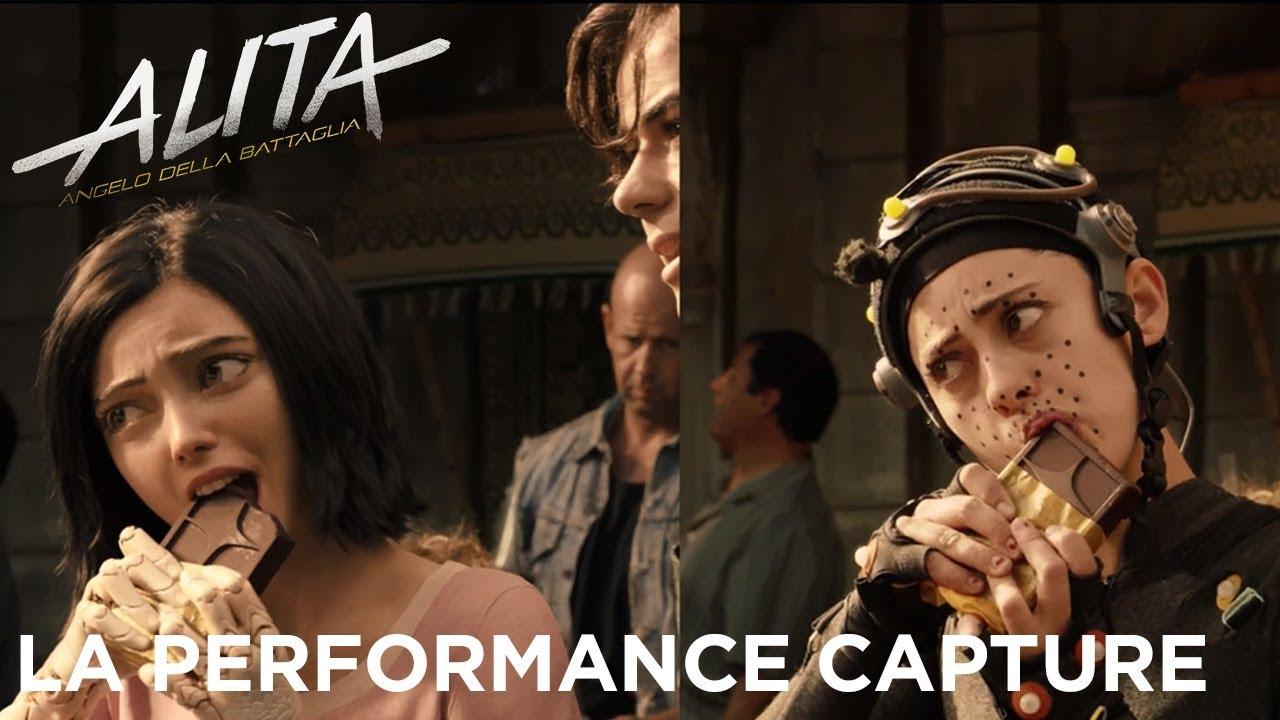 Download Alita: Angelo della Battaglia   La performance capture HD   20th Century Fox 2019