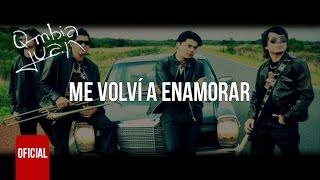 Q-mbia Juan - Me volví a enamorar (Video Oficial)