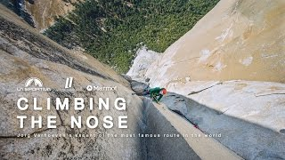 CLIMBING THE NOSE - Jorg Verhoeven