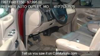 1997 Ford F150 Lariat - for sale in ROGERSVILLE, MO 65742