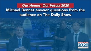 Michael Bennet on Affordable Housing Solutions