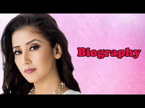 Manisha Koirala - Biography