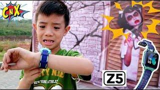 Xavier Hilang Takut Rumah Hantu? Drama IMOO Watch Phone Z5 video call | Drama Parodi CnX Adventurers