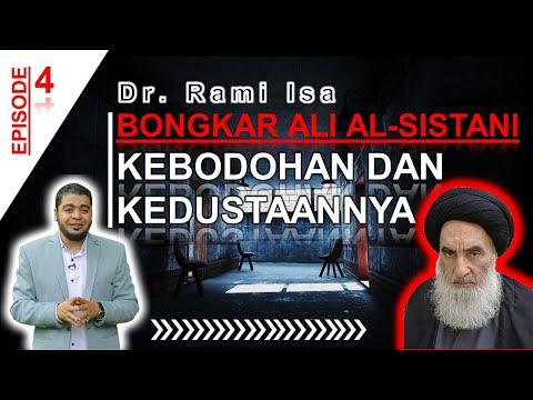 Bongkar Ali Al-Sistani #4 - Semua Ilmunya Adalah Dusta Dan Kebodohan