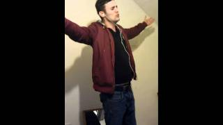 David Guetta - Titanium (live) freestyle new singing and dancing sensation 2012