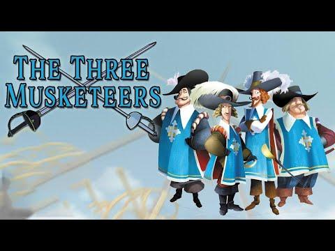 Download The Three Musketeers (2009) | Full Movie | Orlando Corradi | Jongkwan Lee