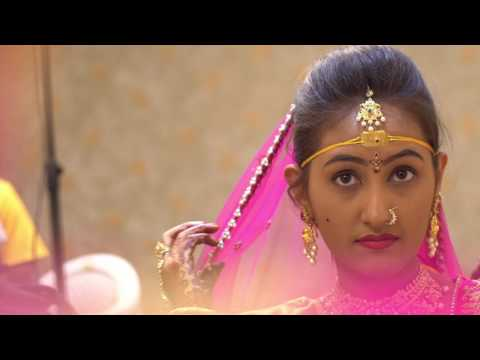 Kotha Saiteja Goud's Sister Marriage highlights Shivani With Vishal Goud