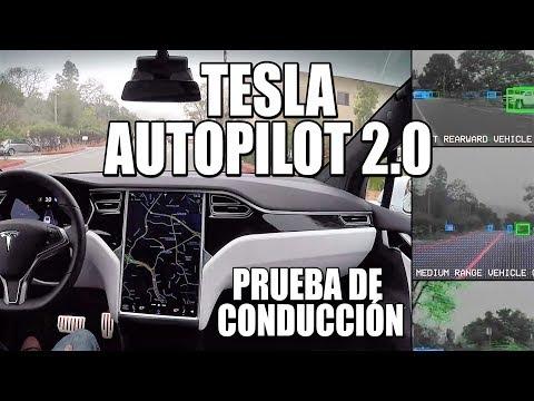 Probando TESLA Autopilot 2.0 (y comparación con Autopilot 1)