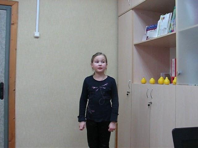 Изображение предпросмотра прочтения – АлександраБирюкова читает произведение «Ворона» А.А.Блока