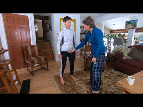Skis and Coffee 2: Active legs and feet for edging movements