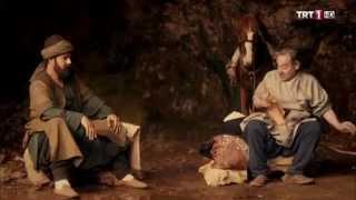 Yunus Emre Dizisinden Tüm Taptuk Emre Sahneleri 1. bölüm
