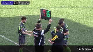 Sutton Coldfield Town v Hednesford Town | Evo Stik Premier