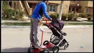 Electric stroller
