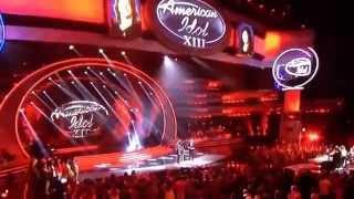 2014 American  Idol winner.