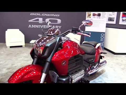 2018 honda valkyrie. Unique Valkyrie 2018 Honda Valkyrie Complete Special Series Pro Lookaround Le Moto Around  The World On Honda Valkyrie