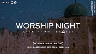 Worship Night - Live From Israel