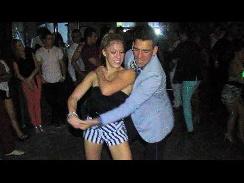 Comadreja Salsa Congress 2013 ~ Social ~ Karen Forcano & Silvio González