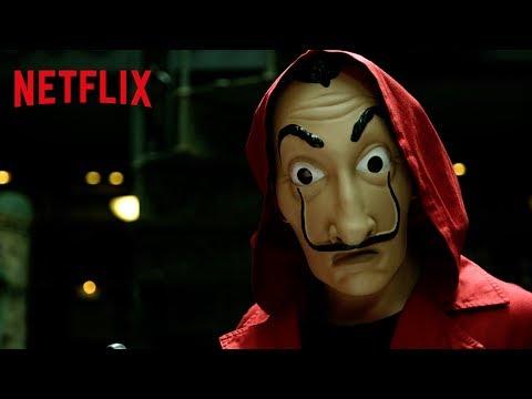 La Casa de Papel: Parte 3   Trailer oficial   Netflix