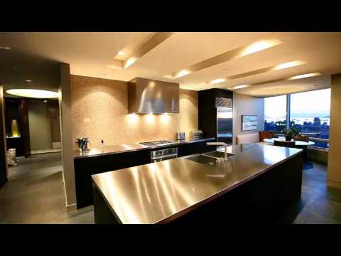 3502-1077 West Cordova Street, Coal Harbour, Vancouver, BC  Canada