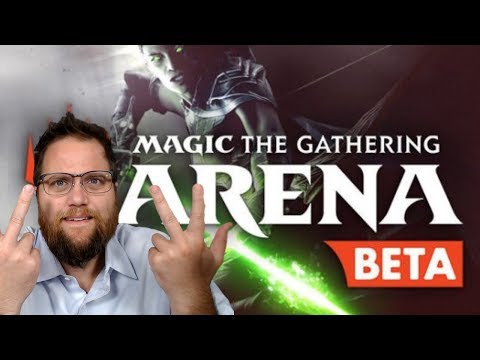 WOTC Steps On LGS With Timing Of MTG Arena Open Beta