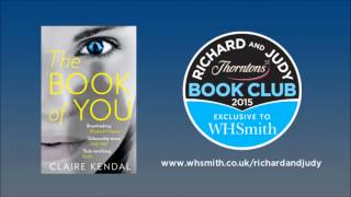 Podcast Interview for Richard & Judy Book Club