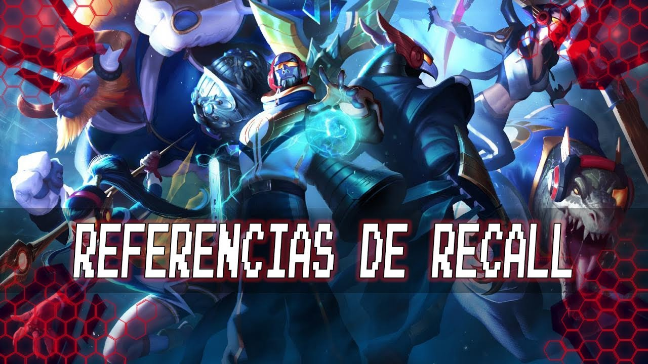 Referencias De Recall (Recall Reference