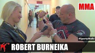Robert Burneika: Popek się wozi jako wielki zawodnik 2017 Video