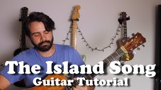 The Zac Brown Band   Island Song   Guitar Tutorial With Tabs, Lyrics, Play Along