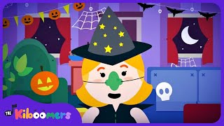 The Witch Song for Kids | Halloween Songs for Children | Happy Halloween