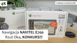Nawigacja NAVITEL E700 | Rzut Oka | KONKURS!!!