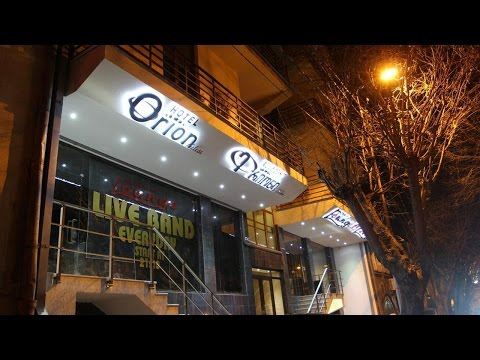 Hotel Orion Tbilisi - Tbilisi, Georgia