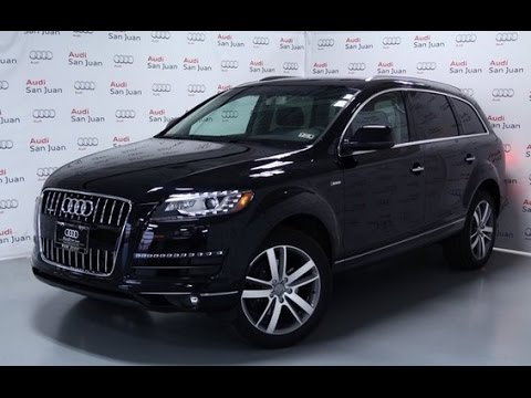 2015 Audi Q7 Premium Plus Youtube