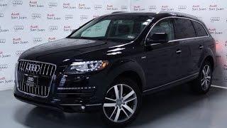 Audi Q7 2015 Videos