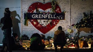 Grenfell Tower inquiry continues – watch live