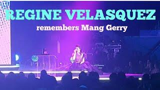 Regine Velasquez, napaiyak sa R3.0 concert