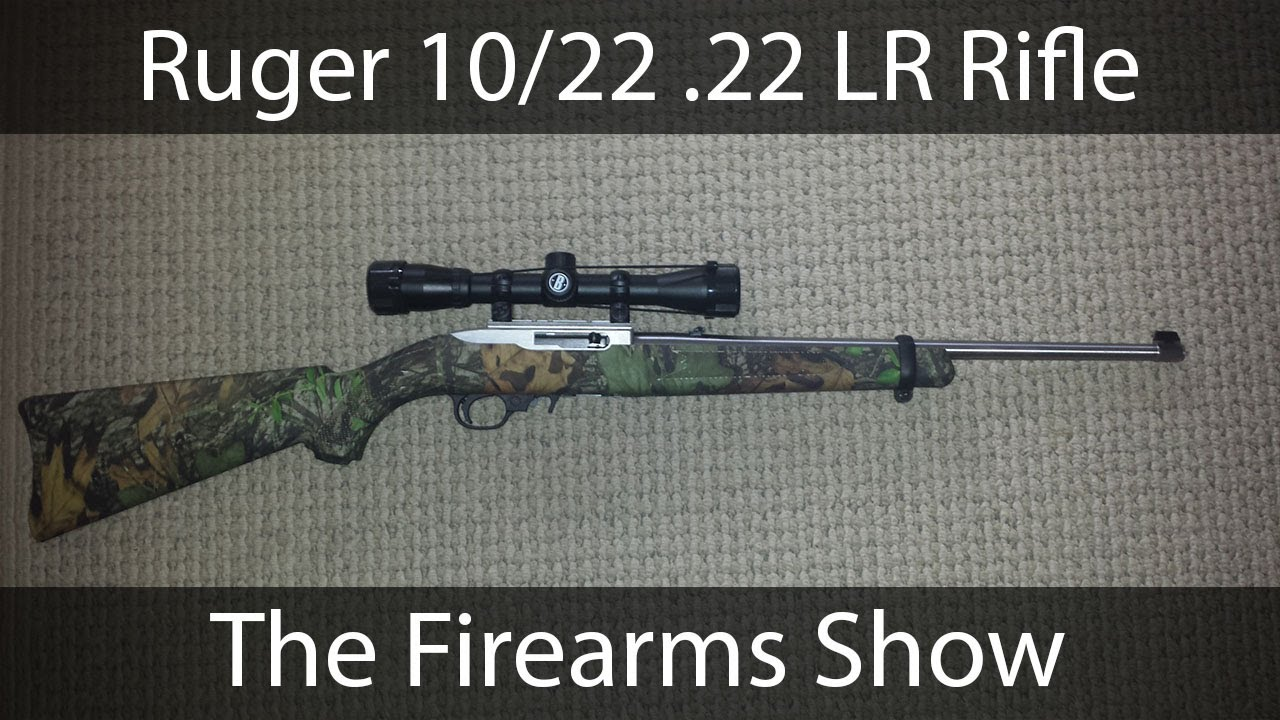 Ruger 10/22 .22LR Semiautomatic Rifle