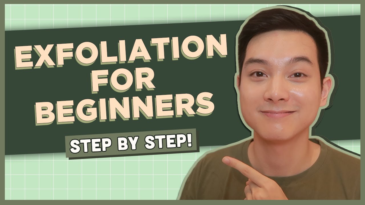 HOW TO EXFOLIATE PROPERLY Para Sa Mga BEGINNERS! | Jan Angelo