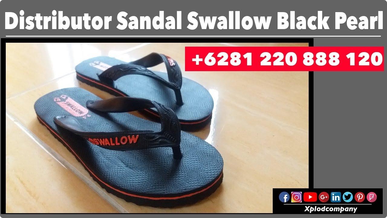 Distributor Supplier Dan Agen Sandal Jepit Swallow Hitam Black Pearl Skyway Xplod Company Online Store