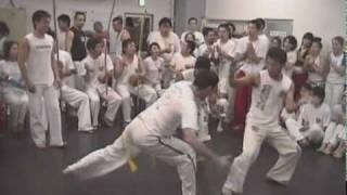Roda de Capoeira 01 CapuJapão Osaka Japan 2007