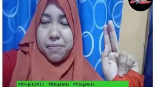 #Projek2017  #Blogretis    #Vlogretis: Gagal semasa ujian memandu screenshot 5